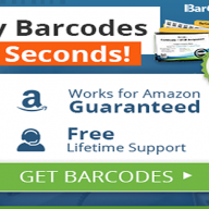 Buy Barcodes For Your Business - Amazon Compatible